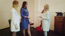 Ольга Крайнова наградила участниц Мисс Студенчество Москвы 2017