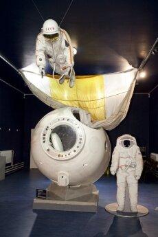 """""""От секретной лаборатории до космических полетов. Музею космонавтики 45 лет"""": выставка в СПБ"""
