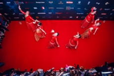 """фестиваль индийского кино """"Bollywood Film Festival"""" в Москве: фото с открытия"""