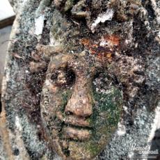 В Ростовской области найдены печные изразцы 19 века
