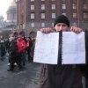 Студенты отправили Путина во второй тур с Прохоровым