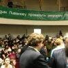 Забастовка РГТЭУ: введен режим ЧС, Удальцова не пустили