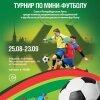 Чемпионат по мини-футболу в СПб: спеши на трибуны с 25 июля по 23 августа