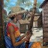 """Выставка """"Музыка африканских красок"""": 17 июня – 28 августа 2016, Санкт-Петербург"""