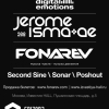 """Digital Emotions Night"": Epozode. Jerome Isma-Ae, Fonarev в ""Известиях"" 3 декабря"