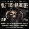 Masters Of Hardcore. The World Club Tour: в Москве 10 февраля!