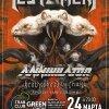 Testament & Annihilator: совместный концерт 24 марта в Москве!