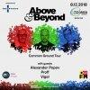 Nice Music Fest with Above & Beyond: концерт в Москве 8 декабря